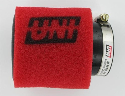 Uni Filter 2-stage Angle Pod Filter 58mm I.d. X 102mm Length Up4229ast 1011-0757