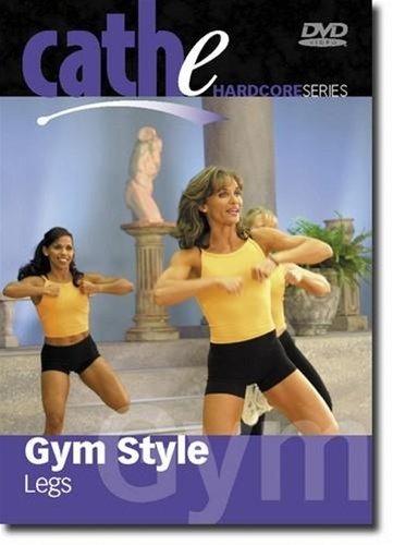 Cathe Friedrich Hardcore Series Gym Style Legs DVD - Region 0 Worldwide
