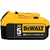 Best dewalt battery - DEWALT DCB205 20V MAX XR 5.0Ah Lithium Ion Review
