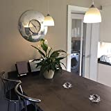 Kiven H-Type Track Pendant Lighting with Frosted
