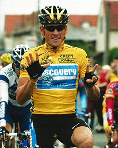 Lance Armstrong Tour De France - 11