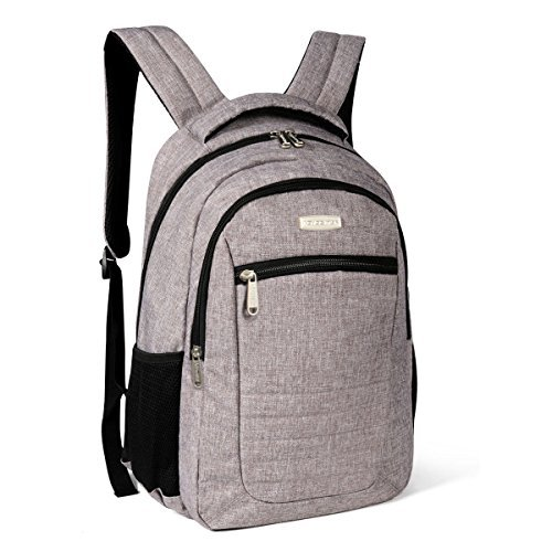 Advocator Slim Business Backpack with Padded Sleeve for Laptop Up To 14 Macbook Air Pro 13 Waterproof Travel Daypack Casual Cute Computer Double Shoulder Bag [並行輸入品] B077MB4CV7