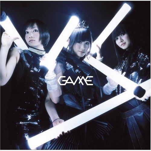 Perfume/GAME[DVD付限定盤]