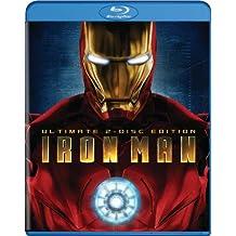 Iron Man (Ultimate 2-Disc Edition) [Blu-ray]