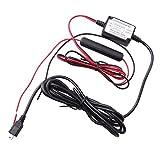 TEEKAR Dash Cam Hardwire Installation Kit for All Mini-USB Car Cameras Garmin 10 20 30 35 Rexing V1 Mobius G1W Novatek A118