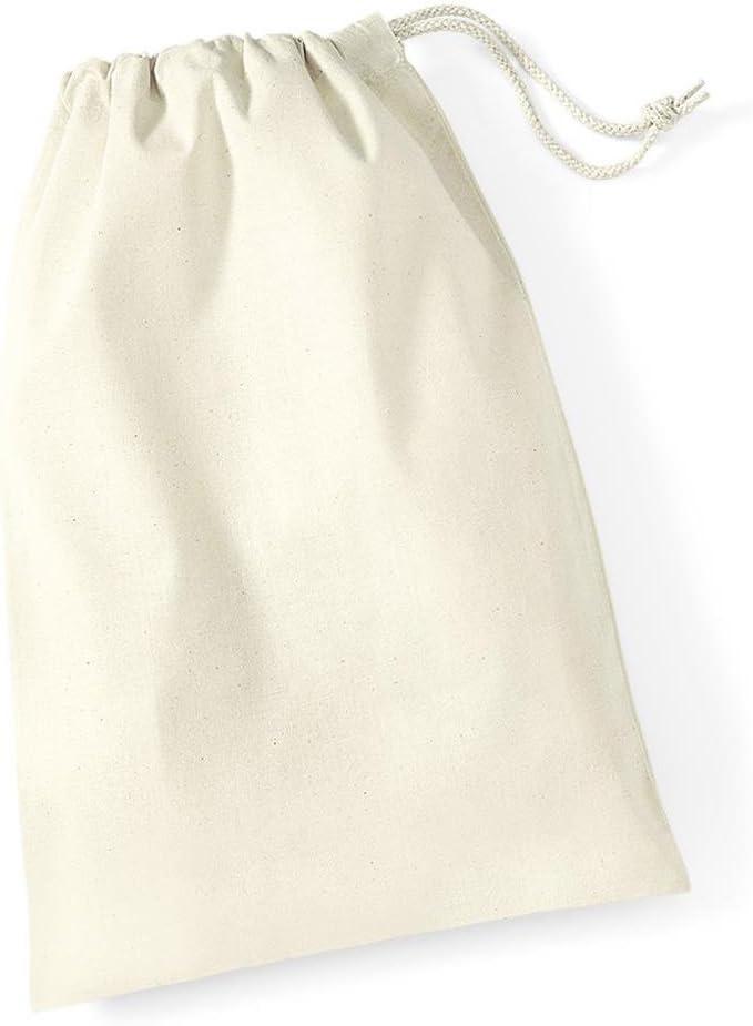 Nueva cuerda de molinillo de Westford Unisex algodón bolsa cordón ...