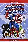 Captain America - L'intégrale, tome 2 : L'Intégrale 1967-1968 par Kirby
