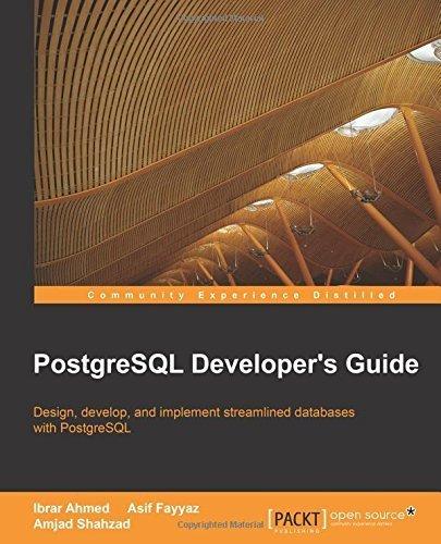 postgresql developer - 9