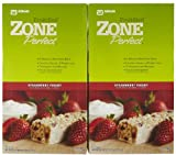 Cheap Zone Perfect Nutrition Bars – Strawberry Yogurt – 12 ct – 2 pk