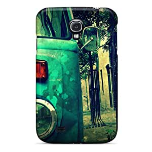 Galaxy S4 Bug Art Print High Quality Tpu Gel Frame Case Cover