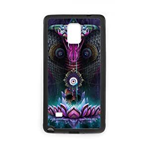 Samsung galaxy note 4 N9100 Eyes Phone Back Case Use Your Own Photo Art Print Design Hard Shell Protection FG083075