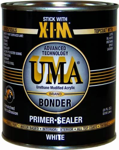 Xim 11052 Advanced Technology UMA Bonder、プライマー/シーラー、1-quart、ホワイト