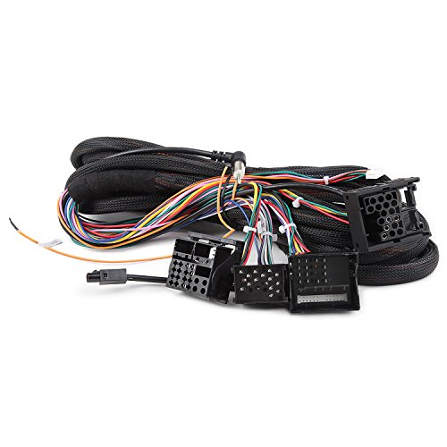 Eonon a extended installation wiring harness for