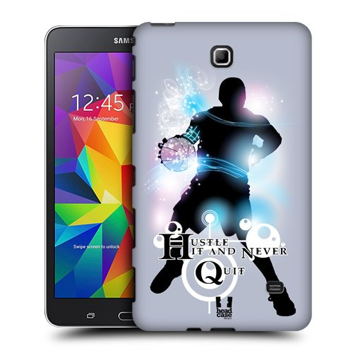 Head Case Designs Basketball Extreme Sports Protective Snap-on Hard Back Case Cover for Samsung Galaxy Tab 4 7.0 T230 T231 T235