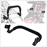 Grip Handle Handlebars Armrest Bumper Bar for Babyzen YOYO YOYO+ Baby Stroller, Two Ways Adapted To Strollers by Two Different Adapters