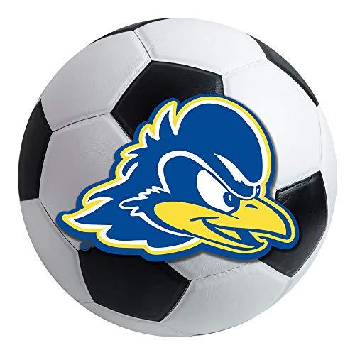 - FANMATS NCAA University of Delaware Fightin' Blue Hens Nylon Face Soccer Ball Rug