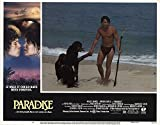 "Private: Paradise 1982 Authentic 11"" x 14"" Original Lobby Card Very Fine Phoebe Cates Adventure"