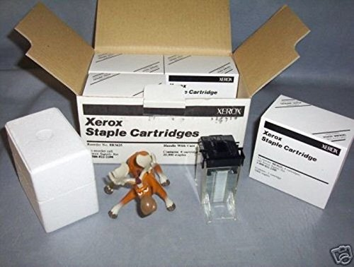 NEW Box of Genuine Xerox Staple Cartridges 8R3625