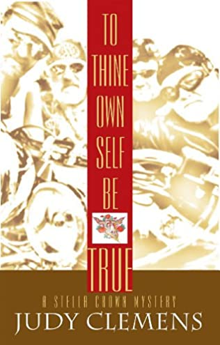 book cover of To Thine Own Self Be True
