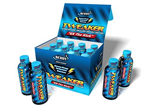 12 Pack - Tweaker Energy - Berry - ()
