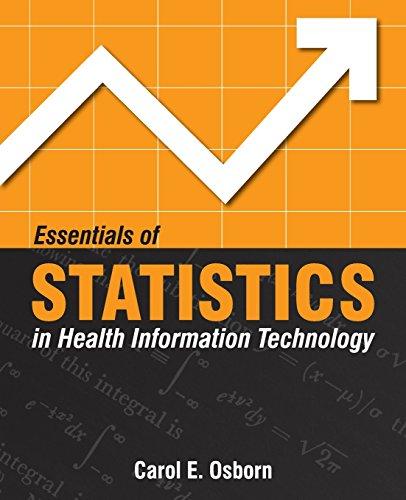 Essentials of Statistics in Health Information Technology -  Osborn, Carol E., Paperback
