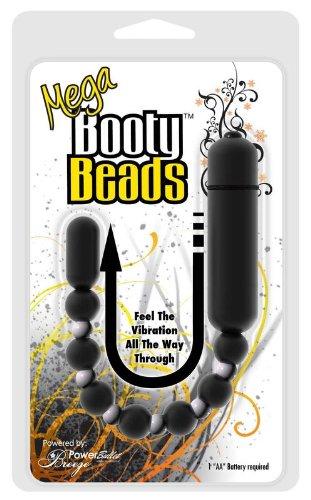 BMS Mega Booty Beads  Black