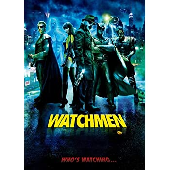 DC Watchmen Movie Poster Glossy Finish FIL229 Posters USA