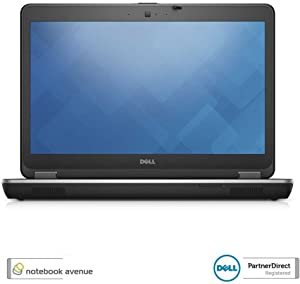 Dell Latitude E6440 14-Inch Business Laptop Intel i7-4610M 3.0Ghz 8GB 500GB, AMD Radeon HD 8690M Graphics, Windows 7 Professional