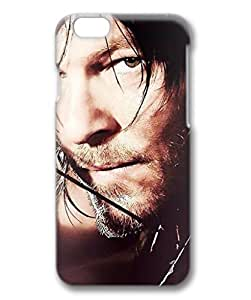 iCustomonline Case for iPhone 6 3D, The Walking Dead Stylish Durable Case for iPhone 6 3D