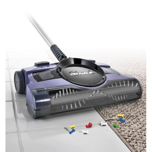 Shark 13in Inch Rechargeable (V2950) Lightweight Cordless Floor & Carpet Sweeper (Renewed) by SharkNinja (Image #3)