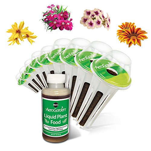 AeroGarden Mountain Meadows Flower Seed Pod Kit 9Pod