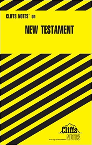 The New Testament Cliffs Notes: Charles H Patterson: 9780822008804 ...