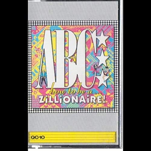 ABC - Abc: How To Be A Zillionaire Cassette Vg++ Canada Vertigo Vog4 1 3354 - Zortam Music