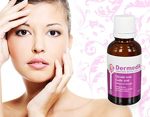 LACTIC ACID 50% + GLYCOLIC ACID 60% Combination PEEL 30ml Dermedik