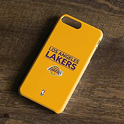 ... Los Angeles Lakers iPhone 8 Plus Case - Los Angeles Lakers Standard -  Gold  d95da9c48