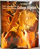 College Algebra, Stewart, James, 0534373615