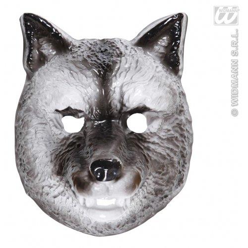 Mascara de Lobo infantil Cualquier día sancto WDM6933L