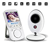 Cheap Adventurers 2018 Wireless Digital Video Camera Baby Monitor Built In Lullaby,Vox Funtion,Two Way Audio&Night Vision