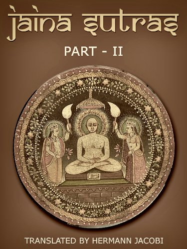 Jaina Sutras (Part II Book 45)