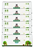 Pogi's Grooming Wipes - 120-Count Travel Pack - Deodorizing Wipes for Dogs & Cats - Earth-Friendly, Hypoallergenic, Fragrance-Free