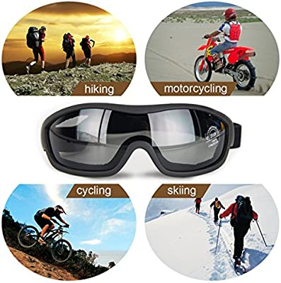 21576c2e6a ... Binboll UV Protective Outdoor Glasses Motorcycle Goggles Dust-proof  Protective Combat Goggles Military Sunglasses Outdoor ...