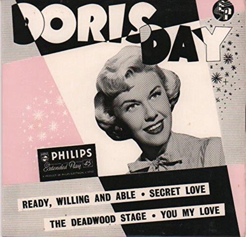 Doris Day in Love Me or Leave Me, Film Soundtrack, 3 EP