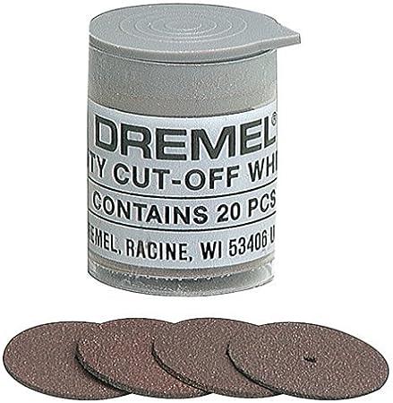 DREMEL 426B Reinforced Cut-off Wheels,PK20