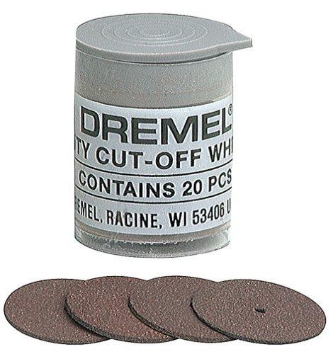 :Dremel 420 Cut Off Wheel, 3 pack/60 pcs. by Dremel