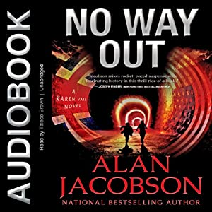 No Way Out Audiobook