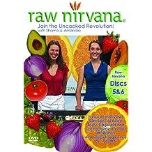 Raw Nirvana Uncooked Food Recipes 5 & 6