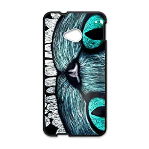 Unique owl eye Cell Phone Case for HTC One M7