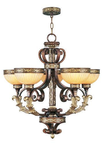 Livex Lighting 8545-64 Seville Chandelier