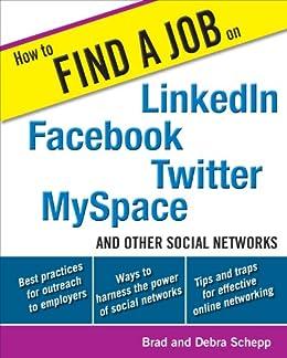 LinkedIn Facebook Twitter MySpace Networks ebook product image