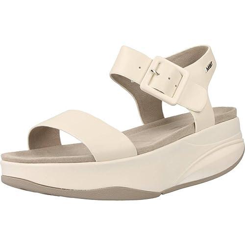 828898e6 MBT Manni, Sandalias con Correa de Tobillo para Mujer: Amazon.es: Zapatos y  complementos